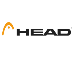 Head squash logo